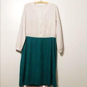 Vintage Walden Classic 80's Dress